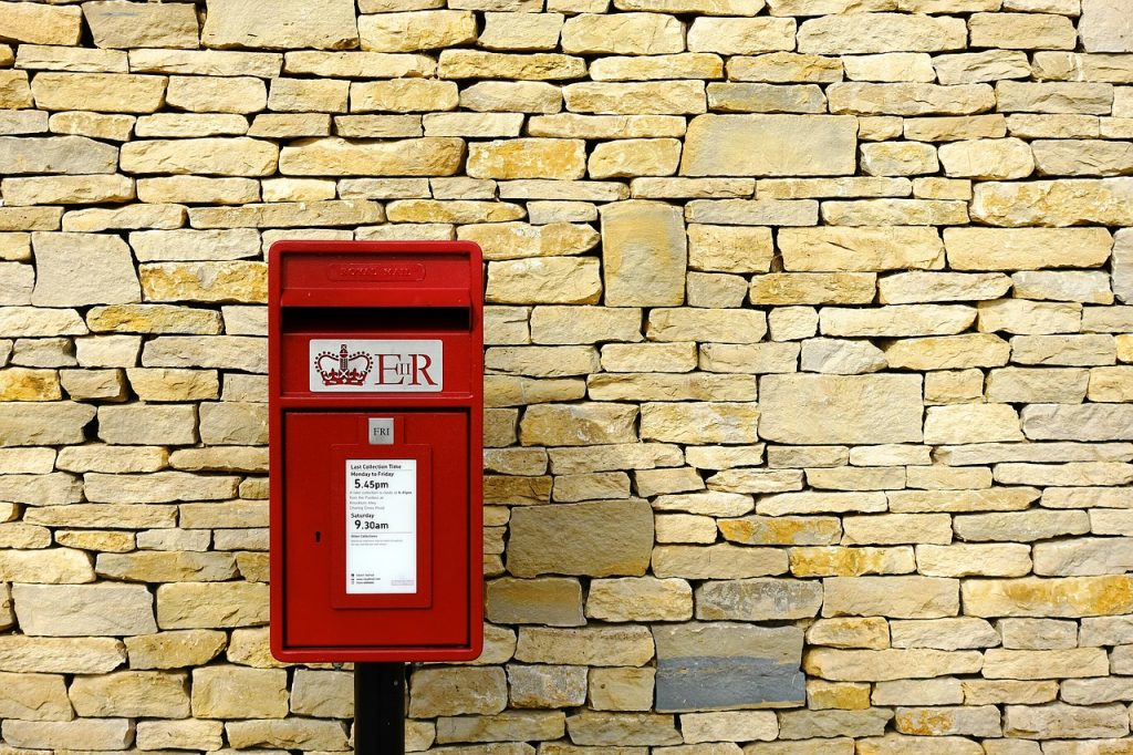 post-box, post, mail